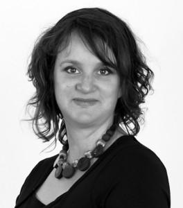 Marie Morin, gérante et responsable Au pays du chocolat Tours